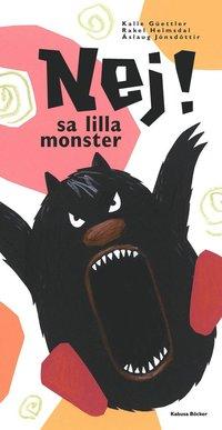 Nej! sa lilla monster epub pdf