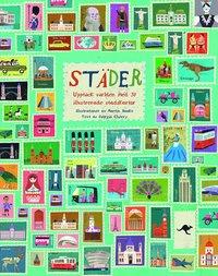 läsa Städer : upptäck världen med 30 illustrerade stadskartor pdf ebook