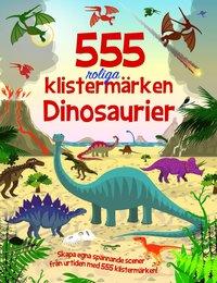 uppkopplad 555 roliga klistermärken - Dinosaurier pdf, epub ebook