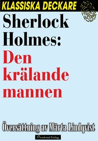 ladda ner online Sherlock Holmes: Den krälande mannen epub, pdf