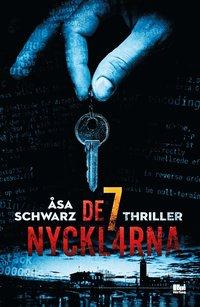 Bokomslag De sju nycklarna av Åsa Schwarz