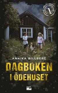 Bokomslag: Dagboken i ödehuset