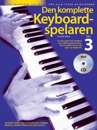 uppkopplad Den komplette keyboardspelaren 3 pdf epub