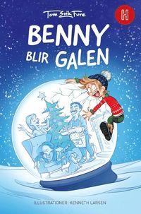 Bokomslag: Benny blir galen