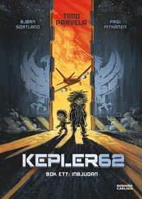 Bokomslag: Kepler62 Inbjudan