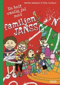 Bokomslag: En helt vanlig jul med familjen Jansson