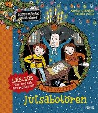 Bokomslag: Jul i Valleby - Julsabotören