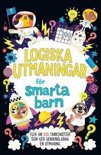 Bokomslag: Logiska utmaningar för smarta barn