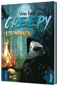 Bokomslag: Creepy - korpmannen
