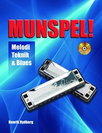 Munspel! : melodi, teknik & blues pdf, epub ebook