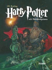 Omslagsbild: ISBN 9789185243440, Harry Potter och Halvblodsprinsen