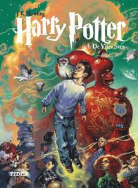 Omslagsbild: ISBN 9789185243761, Harry Potter och de vises sten