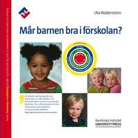 ladda ner online Mår barnen bra i förskolan? epub pdf