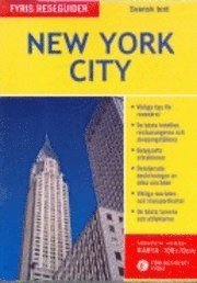 New York City : reseguide (med karta) (häftad)