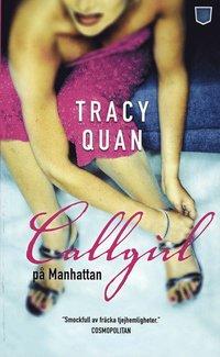 Omslagsbild: ISBN 9789185625246, Callgirl på Manhattan