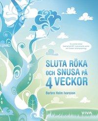 Omslagsbild: ISBN 9789185675142, Sluta röka och snusa på 4 veckor