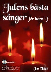 Julens bästa sånger för horn i F (med cd och på Spotify) pdf, epub