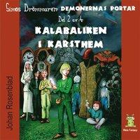 Demonernas portar 2 - Kalabaliken i Karsthem pdf, epub