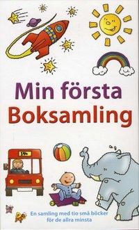 ladda ner Min första boksamling  : en samling med tio små böcker för de allra minsta pdf, epub ebook