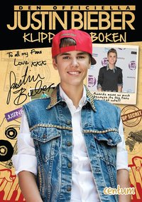 uppkopplad Den officiella Justin Bieber klippboken pdf