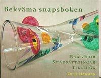 läsa Bekväma snapsboken : nya visor - smaksättningar - tilltugg pdf epub