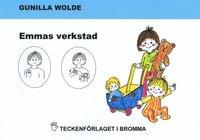 Emmas verkstad - Barnbok med tecken för hörande barn pdf ebook