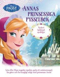 Disney Frost. Annas prinsessiga pysselbok pdf