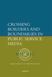 Crossing borders and boundaries in public service media (kartonnage)