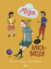 Bokomslag: Meja och Barcabollen