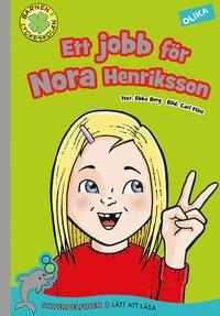 Ett jobb för Nora Henriksson pdf, epub