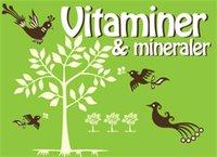 ladda ner online Hälsoserien: Vitaminer och mineraler pdf, epub
