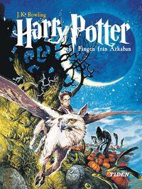 Omslagsbild: ISBN 9789188877444, Harry Potter Och Fången Från Azkaban