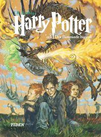 Omslagsbild: ISBN 9789188877512, Harry Potter Och Den Flammande Bägaren