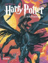 Omslagsbild: ISBN 9789188879042, Harry Potter Och Fenixorden