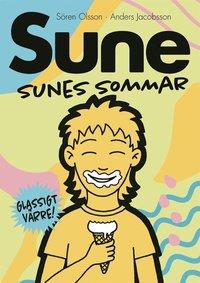 Bokomslag: Sunes sommar