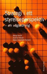 uppkopplad Strategi i ett styrelseperspektiv - en vägledning pdf, epub ebook