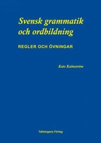 uppkopplad Svensk grammatik och ordbildning pdf epub