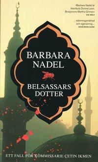 Omslagsbild: ISBN 9789197504577, Belsassars dotter