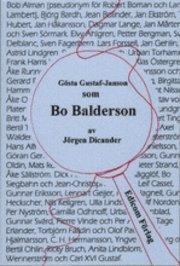 uppkopplad Gösta Gustaf-Janson som Bo Balderson pdf, epub ebook