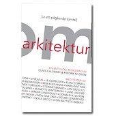 Om arkitektur (ur ett pågående samtal) pdf epub