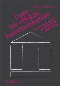 läsa Lean för effektiv kommunikation, en femstegsmodell för långsiktigt språkarb pdf, epub ebook