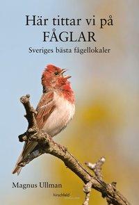 Här tittar vi på fåglar : Sveriges bästa fågellokaler pdf, epub ebook
