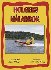 uppkopplad Holgers gula Målarbok - Måla med Holger och sjöräddnigen pdf, epub