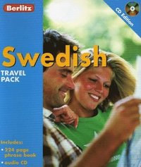 Swedish Berlitz Travel Pack