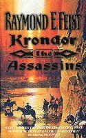 Krondor: the Assassins: The Assassins (kartonnage)