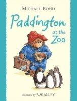 Paddington at the Zoo (inbunden)