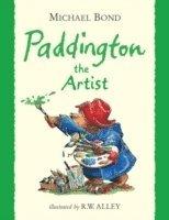 Paddington the Artist (inbunden)