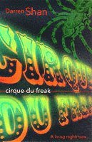 Cirque du Freak (inbunden)