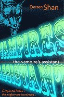 The Vampire's Assistant (inbunden)