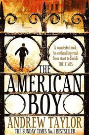 The American Boy (h�ftad)